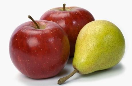 Calibratrice per mele e pere